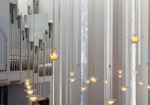 Leiviskä: Hyvän Paimenen kirkko, Pakila