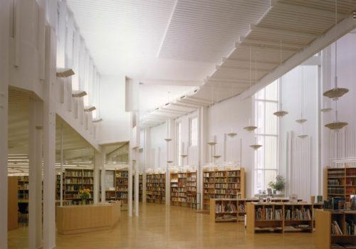 Leiviskä: Vallilan kirjasto & päiväkoti Runo