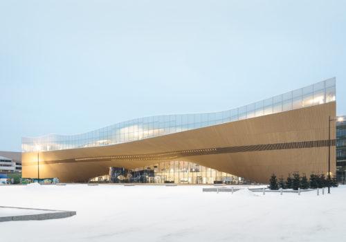 Luento: Helsingin keskustakirjasto Oodi