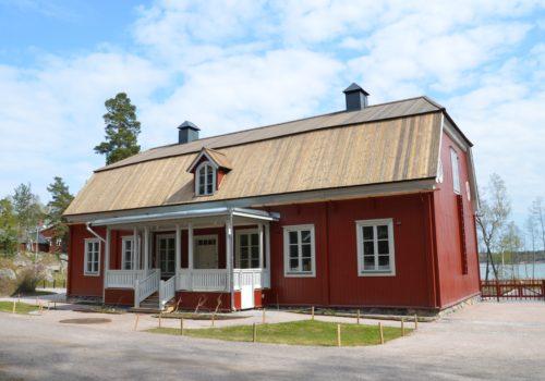 Seurasaaren ulkomuseon suljettuja tiloja