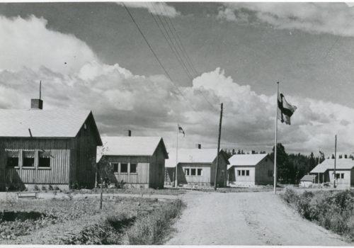 Marttila housing area, Pitäjänmäki
